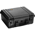Peli 1550 equipment case Briefcase/classic case Black