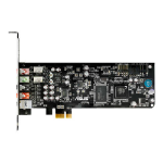 ASUS PCI Express 7.1 Channel Sound Card