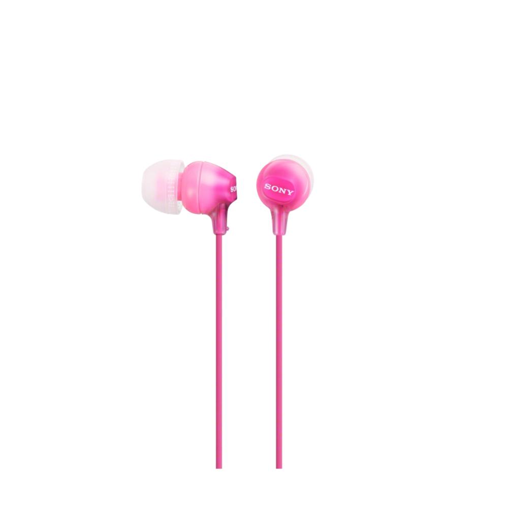 Headphones Ie Mdr-ex15appi Pink