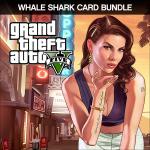 Rockstar Games Grand Theft Auto V Whale Shark Cash Card Bundle PC Basic PC English video game