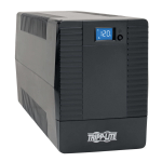 Tripp Lite OMNIVS1200LCD uninterruptible power supply (UPS) Line-Interactive 1200 VA 600 W 8 AC outlet(s)