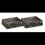 VivoLink VL120016 AV extender AV transmitter & receiver Black