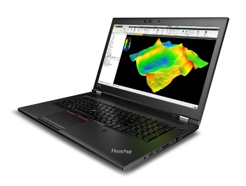 Lenovo ThinkPad P72 Mobile workstation Black 43.9 cm (17.3