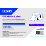 Epson C33S045734 printer label White