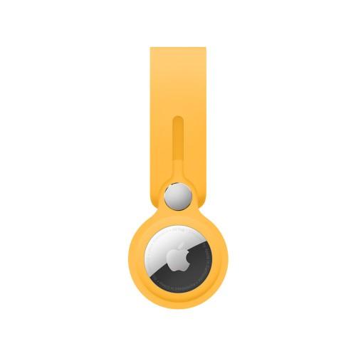Apple MK0W3ZM/A key ring/case Yellow
