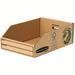 Fellowes R-Kive Basics Parts Bin Brown file storage box/organizer