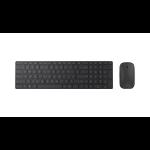 Microsoft Designer Bluetooth Desktop keyboard QWERTZ German Black
