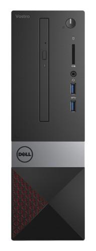 DELL Vostro 3268 3.9GHz i3-7100 SFF Black, Silver PC