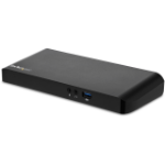 StarTech.com Dual-Monitor USB-C Dock for Windows - 4x USB 3.0 Ports