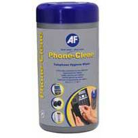 AF APHC100T Mobile phone/Smartphone Equipment cleansing wet cloths equipment cleansing kit