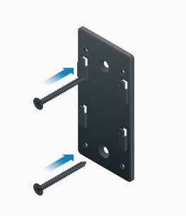 Ubiquiti Networks POE-WM mounting kit