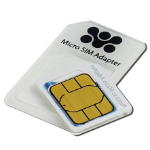 Promate uniSim SIM card adapter