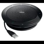 Jabra 510 luidspreker telefoon Universeel USB/Bluetooth Zwart