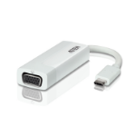 Aten UC3002 cable interface/gender adapter USB-C VGA White