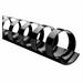 GBC CombBind Binding Combs 12mm Black (100)