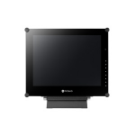 "AG Neovo X-15E 15"" LCD Flat Black computer monitor"