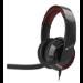 Corsair Raptor HS30 Binaural Head-band Black,Red headset