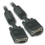 C2G 25m Monitor HD15 M/M cable VGA cable VGA (D-Sub) Black