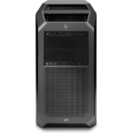 HP Z8 G4 DDR4-SDRAM 4214 Tower Intel Xeon Silver 32 GB 1256 GB HDD+SSD Windows 10 Pro for Workstations Workstation Black