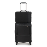 """Dicota Cabin Roller PRO Laptop Bag 15.6"""" - Black. Conforms to the IATA cabin size recommendations and has a"""