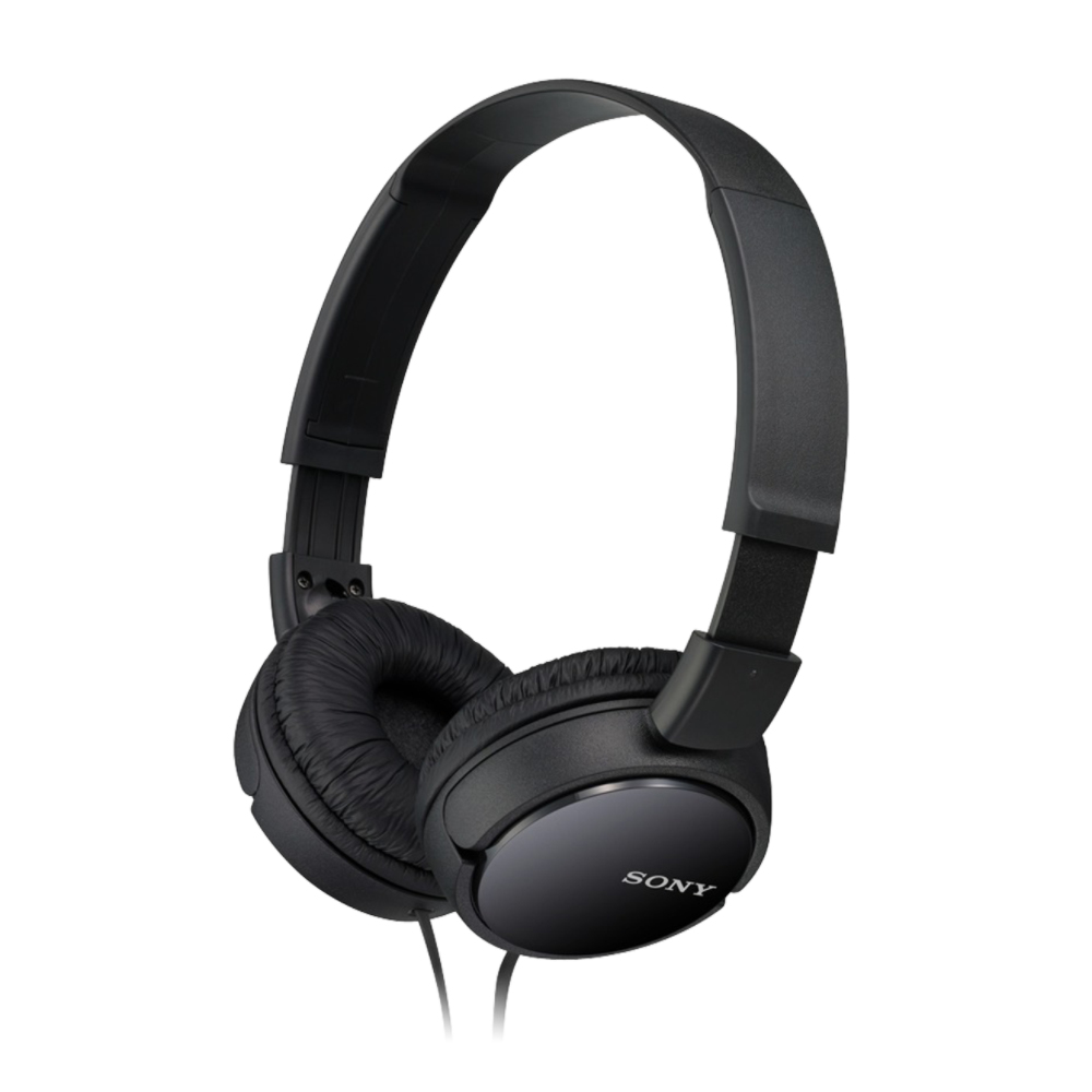Basic Overband Headphone Mdr-zx110 Black