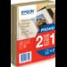 Epson Premium Glossy Photo Paper - 10x15cm - 2x 40 Hojas