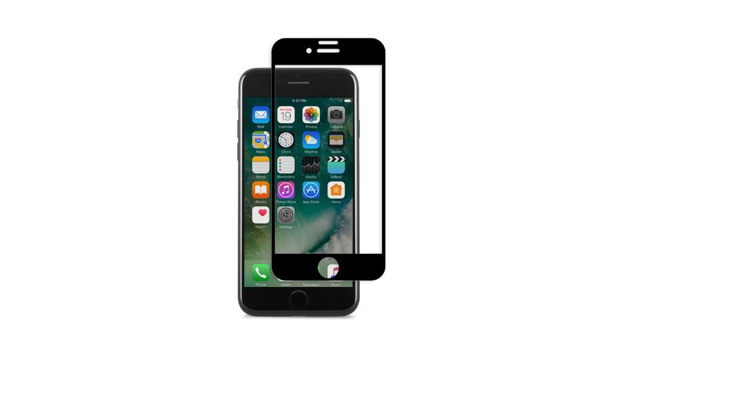 Moshi IonGlass Clear screen protector iPhone 7 1 pc(s)