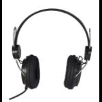 MCL CSQ-HEAD/NZ Circumaural Negro
