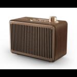 Philips TAVS300 4 W Mono portable speaker Brass, Wood