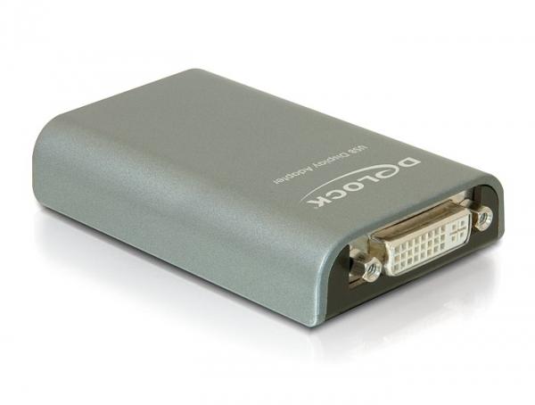 Adapter USB 2.0 auf DVI / VGA / HDMI