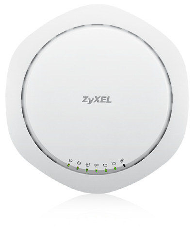 ZyXEL NAP303 900Mbit/s Power over Ethernet (PoE) White WLAN access point