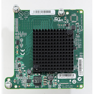 Hewlett Packard Enterprise LPe1605 16Gb FC HBA Internal Fiber 16000Mbit/s networking card
