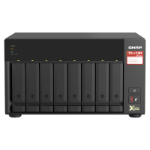 QNAP TS-873A NAS Tower Ethernet LAN Anthracite V1500B