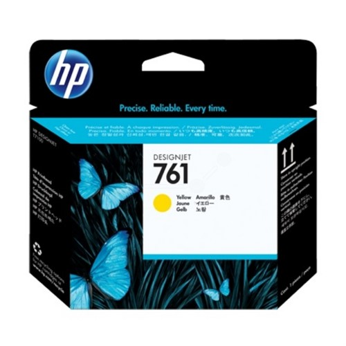 HP CH645A (761) Printhead yellow