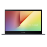 "ASUS VivoBook Flip TM420IA-EC127T notebook 35.6 cm (14"") 1920 x 1080 pixels Touchscreen AMD Ryzen 3 8 GB DDR4-SDRAM 256 GB SSD Wi-Fi 5 (802.11ac) Windows 10 Home Black"