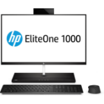 "HP EliteOne 1000 G2 60.5 cm (23.8"") 1920 x 1080 pixels Touchscreen 8th gen Intel® Core™ i5 i5-8500 8 GB DDR4-SDRAM 256 GB SSD Black All-in-One PC"