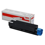OKI 44992402 Toner black, 2.5K pages