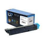 Click, Save & Print Remanufactured Kyocera TK580C Cyan Toner Cartridge
