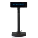 Adesso APD-100 40digits RS-232 Black customer display