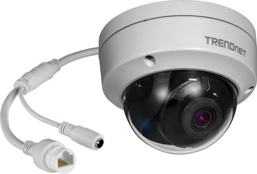 Trendnet TV-IP319PI security camera IP security camera Indoor & outdoor Dome Black,White 3840 x 2160 pixels
