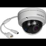 Trendnet TV-IP319PI security camera IP security camera Indoor & outdoor Dome Black, White 3840 x 2160 pixels