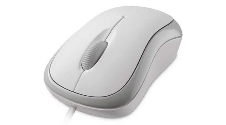 Microsoft Basic Optical Mouse P58-00058