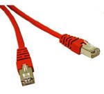 C2G 15m Cat5e Patch Cable networking cable Red