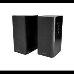 Media-Tech MT3143K loudspeaker 2-way 40 W Black Wired