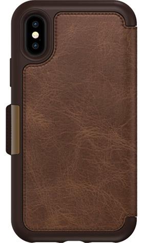 "Otterbox Strada 14.7 cm (5.8"") Folio Brown"