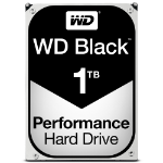 "Western Digital Black 3.5"" 1000 GB SATA III"