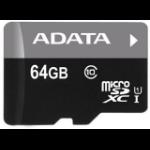 ADATA Micro SDXC 64GB memory card MicroSDXC Class 10 UHS