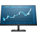 "HP P244 60.5 cm (23.8"") 1920 x 1080 pixels Full HD LED Flat Black"