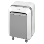 Fellowes Powershred LX211 paper shredder Micro-cut shredding White