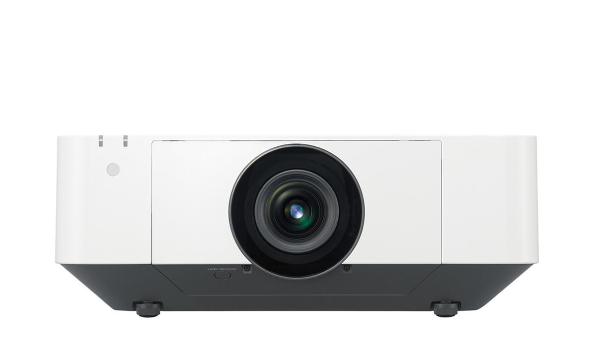 Sony VPL-FHZ75 data projector 6500 ANSI lumens 3LCD WUXGA (1920x1200) Desktop projector Black,White